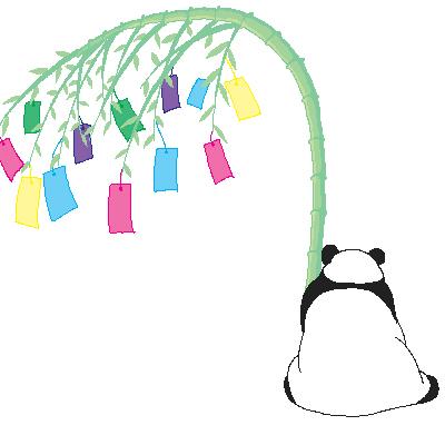 七夕(たなばた)の日 Tanabata